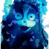 "Tim Burton's ""Corpse Bride"" Variant ""Butterfly Finale"" 18″ x 24″  Edition of 100  $95"