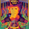 """WILLY WONKA & THE CHOCOLATE FACTORY"" ARTIST: TOM WHALEN GOLDEN TICKET STANDARD EDITION OF 10 $125"