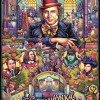 """""""WILLY WONKA & THE CHOCOLATE FACTORY"""" ARTIST: ISE ANANPHADA VARIANT EDITION OF 70 $95"""