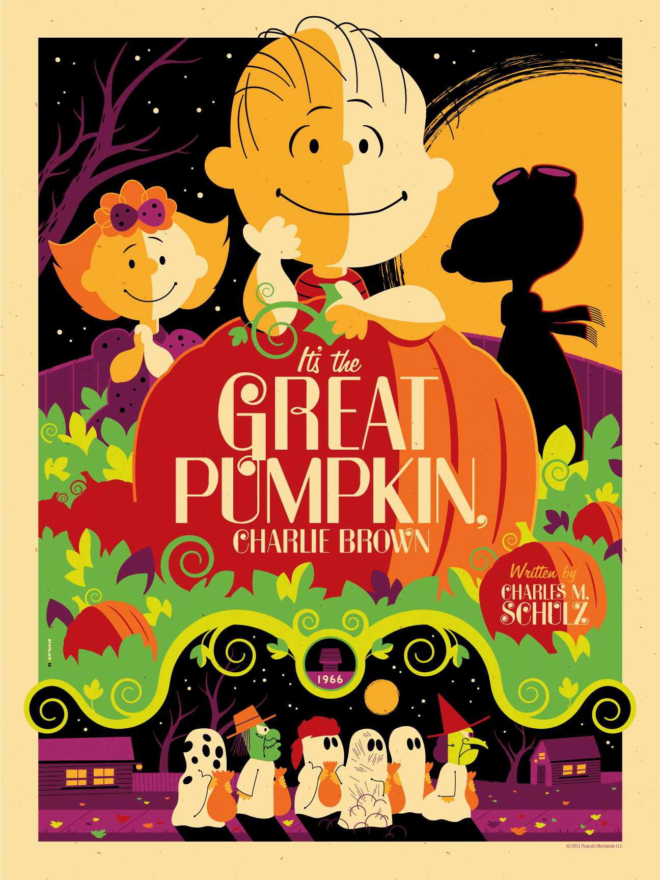 Great Pumpkin Variant