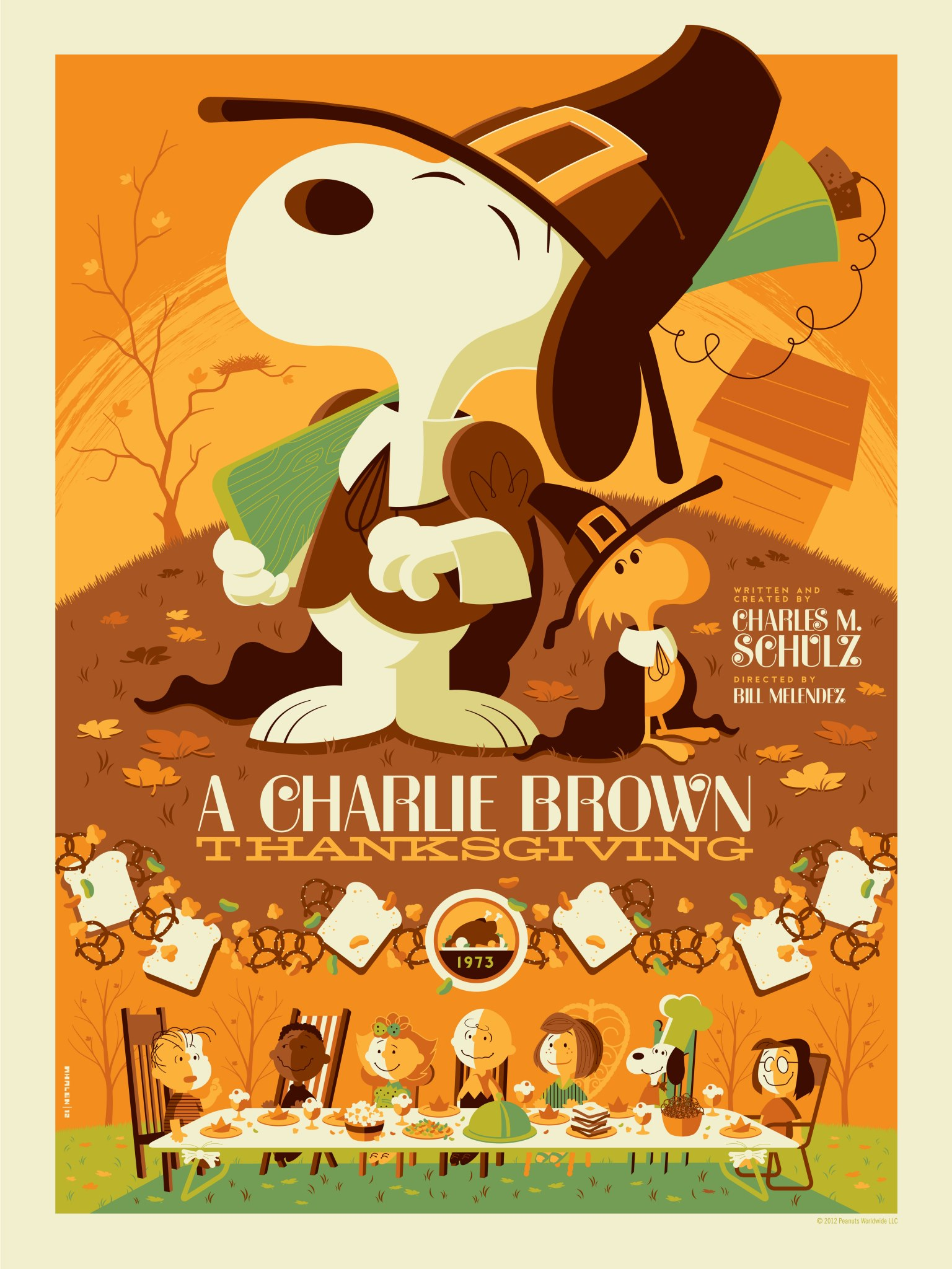 Dark Hall Mansion Officially licensed Peanuts A Charlie Brown